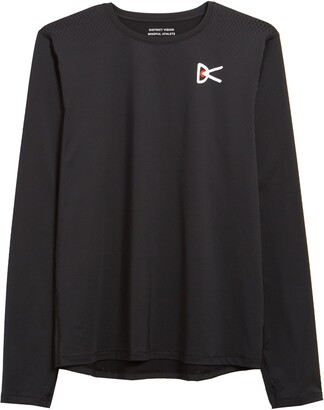 District Vision Air--Wear Performance Long Sleeve Graphic Tee
