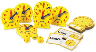 Learning Resources About Time! Small Group Activity Set