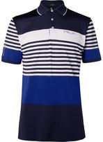 RLX Ralph Lauren Pro Fit Tech-piqué Golf Polo Shirt - Navy