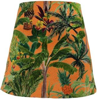 My Pair Of Jeans Pineapple Miniskirt
