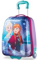 """American Tourister Disney Frozen 18"""" Hardside Rolling Suitcase By"""