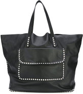 DSQUARED2 studded shopper tote - men - Calf Leather - One Size