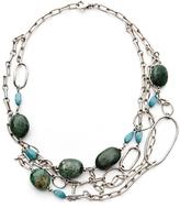 Anna Sheffield Turquoise Link Choker