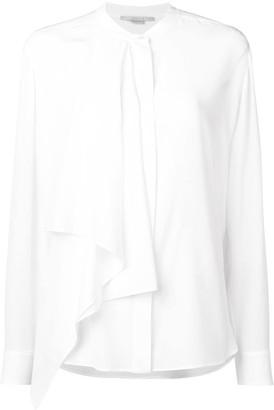 Stella McCartney Draped Panel Shirt
