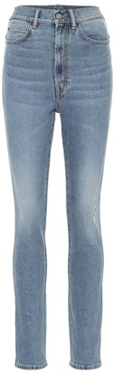 Acne Studios 1994 High-Rise Skinny Jeans