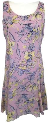 Bob Mackie Pink Silk Dress for Women