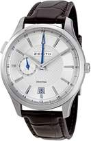 Zenith Men's 03.2130.682/02.C498 Captain Dual Time Dial Watch