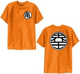 Dragon Ball Z Dragonball Z Kame Symbol Mens T-Shirt