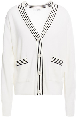 Sandro Wool And Cashmere-blend Cardigan