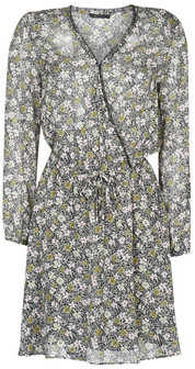 Ikks BQ30035-57 women's Dress in Multicolour