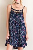 Entro Floral Cami Dress