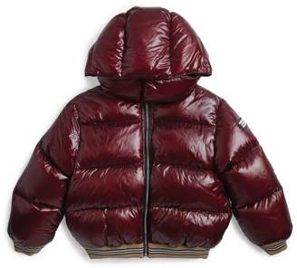 Burberry Kids Hooded Puffer Jacket (3-12 Years)