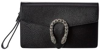 Gucci Dionysus Leather Clutch