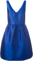 P.A.R.O.S.H. flared sleeveless dress - women - Silk/Polyester/Acetate/Viscose - M