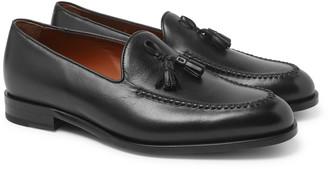 Ermenegildo Zegna Patrizio Tasselled Leather Loafers