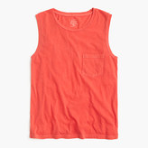 J.Crew Garment-dyed muscle T-shirt