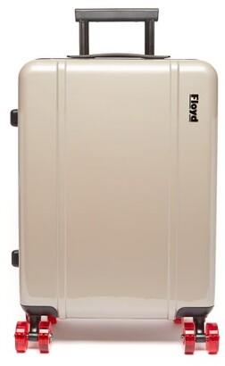 Floyd - Cabin Suitcase - Mens - Cream