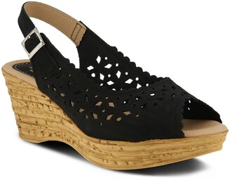 Spring Step Chaya Platform Wedge Sandal