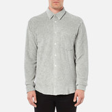 Our Legacy Terry Shirt Grey Melange