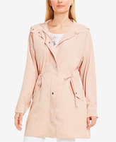 Vince Camuto TWO by Taffeta Anorak Utility Jacket