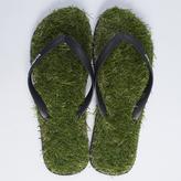 City Beach Kustom Mens Keep On The Grass Thongs