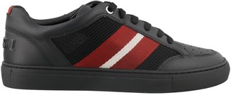 Bally Herky Striped Sneakers
