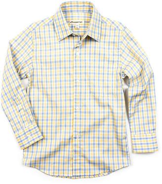 Appaman Boy's The Standard Check Dress Shirt, Size 2-14