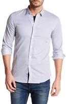 Junk De Luxe Long Sleeve Stripe Shirt