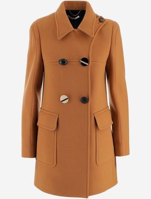 Stella McCartney Double Breasted Women's Coat