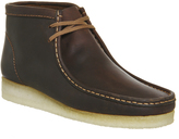 Clarks Originals Wallabee Boots