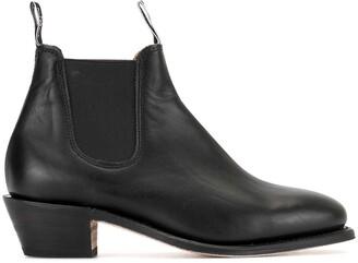 R.M. Williams Adelaide mid-heel Chelsea boots