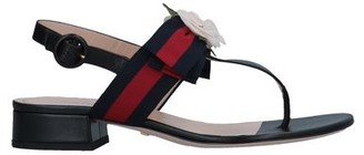Gucci Toe strap sandal