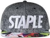 Staple Crosscourt Snapback