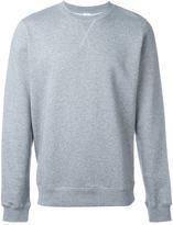 Sunspel loopback long-sleeved sweatshirt