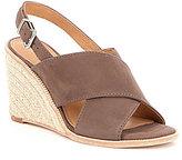 Antonio Melani Parla Slingback Wedge Sandals