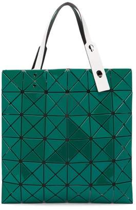 Bao Bao Issey Miyake Lucent Gloss Bi Colour Tote - Womens - Green