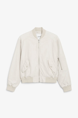 Monki Bomber jacket
