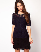 Whistles Corette Lace Dress