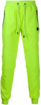 Philipp Plein Hexagon jogging trousers