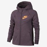 Nike Sportswear Tech Fleece Big Kids' (Girls') Hoodie