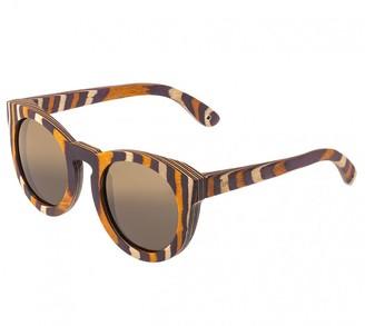 Spectrum Powers Polarized Cat-Eye Sunglasses