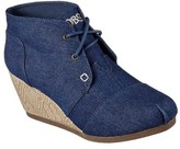 Skechers Women's BOBS High Notes Take Two Wedge Bootie