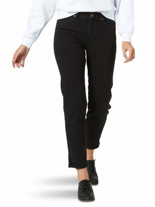 Wrangler Women's Womens Heritage Slim Straight Jeans