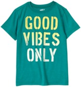 Crazy 8 Good Vibes Only Tee