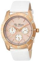 Ted Baker Women's TE2102 Dress Sport Multi-Function Rose Gold Watch