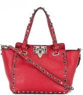 Valentino Garavani Valentino 'Rockstud Rolling' tote - women - Calf Leather - One Size