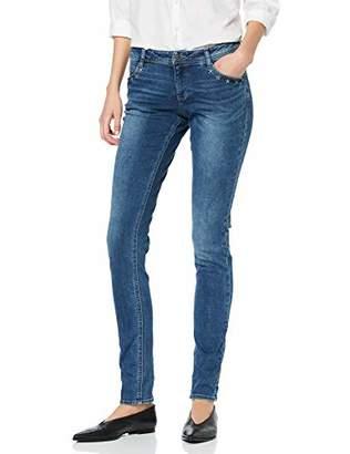 S'Oliver Women's 14.812.71.5380 Skinny Jeans, (Blue Denim Stretch 55z3)