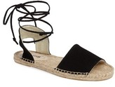 Soludos Women's Lace-Up Sandal