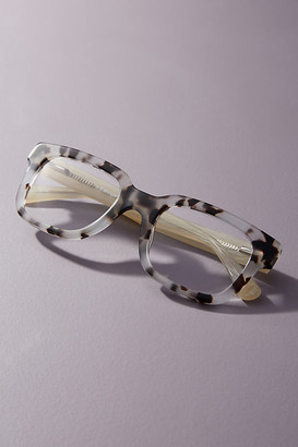 Anthropologie Shailene Square Reading Glasses By in Assorted Size 1.5X