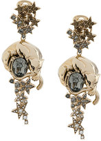 Roberto Cavalli Panther Stars earrings